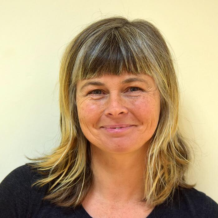 Frances McKee Iyengar Teacher Iyoga Glasgow