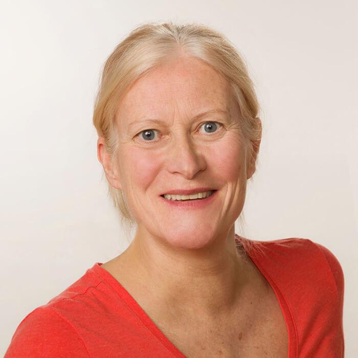 Margaret Blythe Iyengar Teacher Iyoga Glasgow