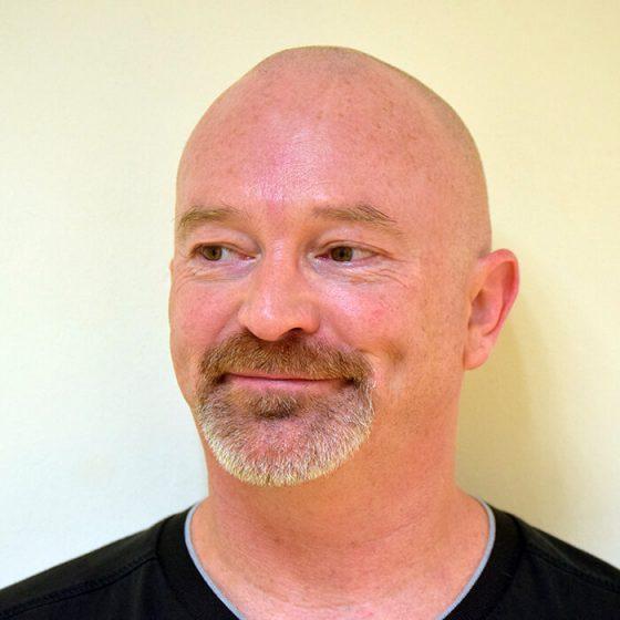 Maurice Finn Iyengar Teacher Iyoga Glasgow