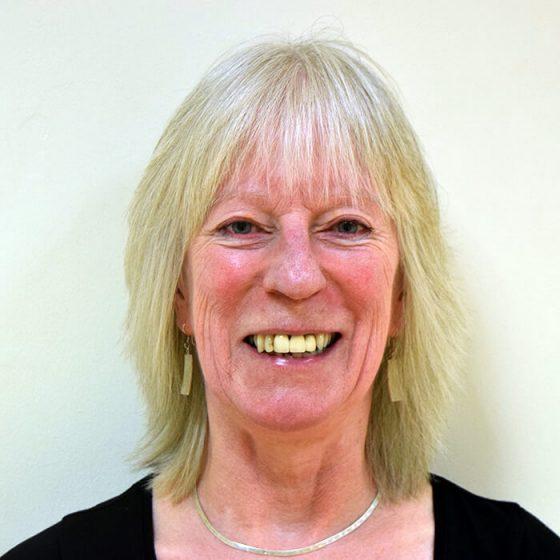 Pamela Martin Iyengar Teacher Iyoga Glasgow