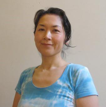 Yumiko Ishii - Teacher iYoga Glasgow